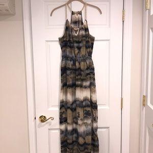 Racerback Maxi Dress
